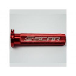 Barillet de gaz SCAR alu +...
