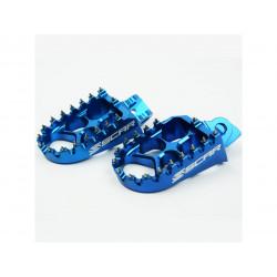 Repose-pieds SCAR Evo bleu...