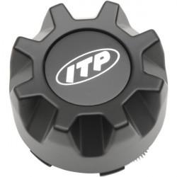 Cabochon de jante ITP noir...