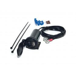 Prise USB BAAS USB6 1,2m