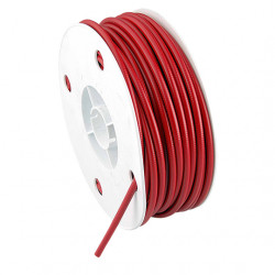 Gaine frein  rouge 30m 5mm