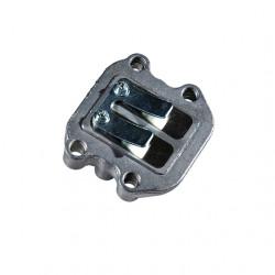 Clapet + pipe adapt. pocket*