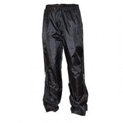 Pantalon pluie trendy noir s