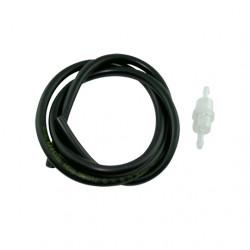 Durite essence 6x9 noir (1...