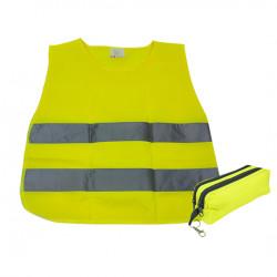 Gilet/veste securite jaune...
