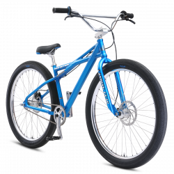 "BMX SE BIKES Monster Quad 29""+ Bleu 2021"