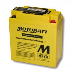 Batterie MOTOBATT MB5U (4...