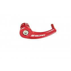 Tire-axe arrière SCAR rouge